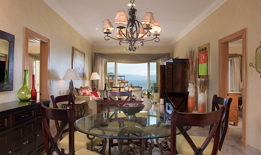 Three Bedroom Suite Villa La Estancia Beach Resorts & Spas