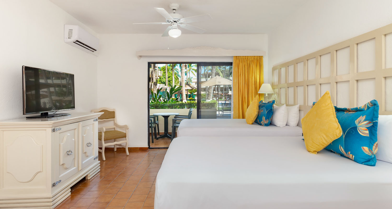 Villa del palmar puerto vallarta junior suite 2