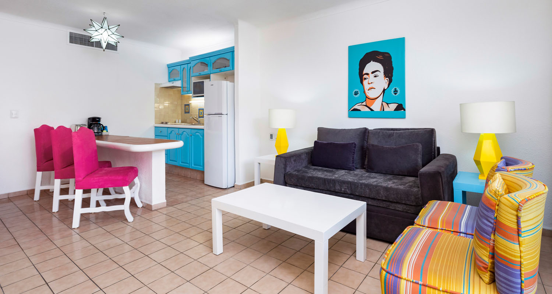 Villa del palmar puerto vallarta superior one bedroom suite 3