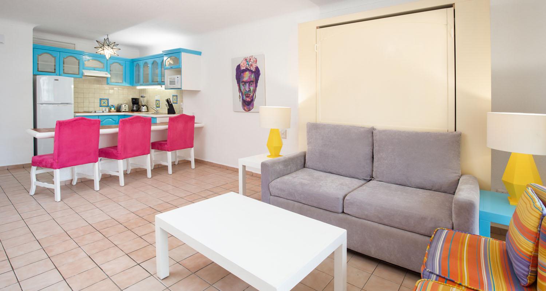 Villa del palmar puerto vallarta superior two bedroom suite 3
