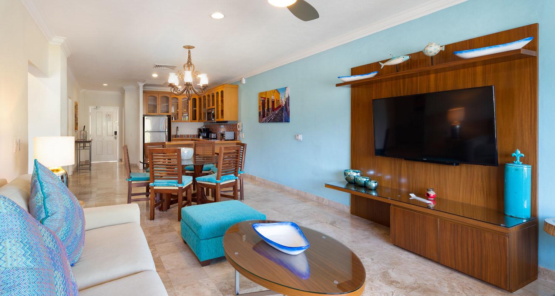 Villa del palmar puerto vallarta deluxe two bedeoom suite 1