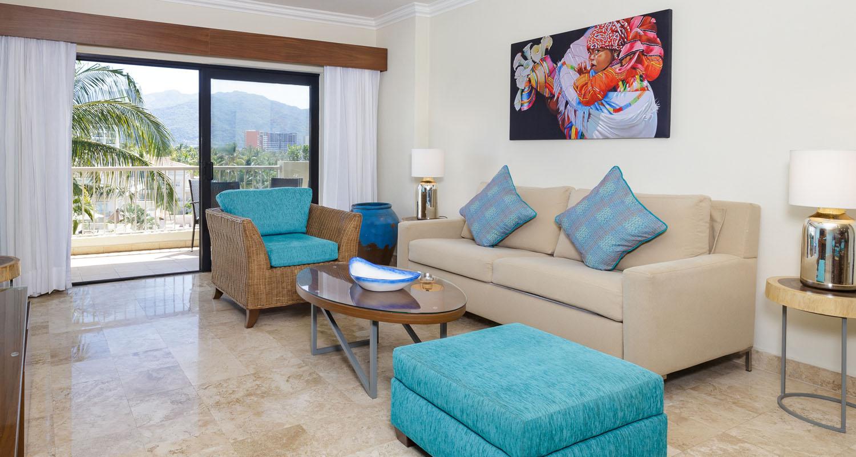 Villa del palmar puerto vallarta deluxe two bedeoom suite 7