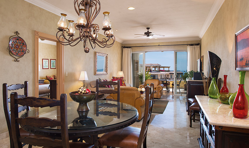 Two Bedroom Suite Villa La Estancia Beach Resort & Spa Los Cabos
