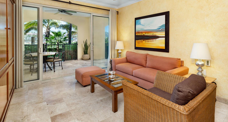 Villa del arco cabo san lucas one bedroom suite garden view 1