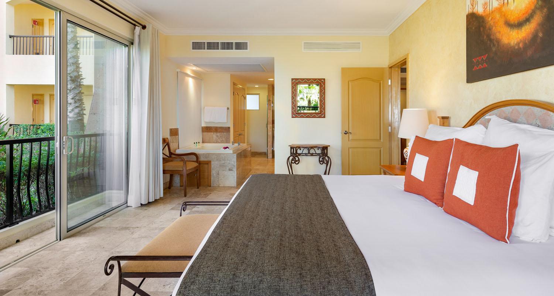 Villa del arco cabo san lucas one bedroom suite garden view 6