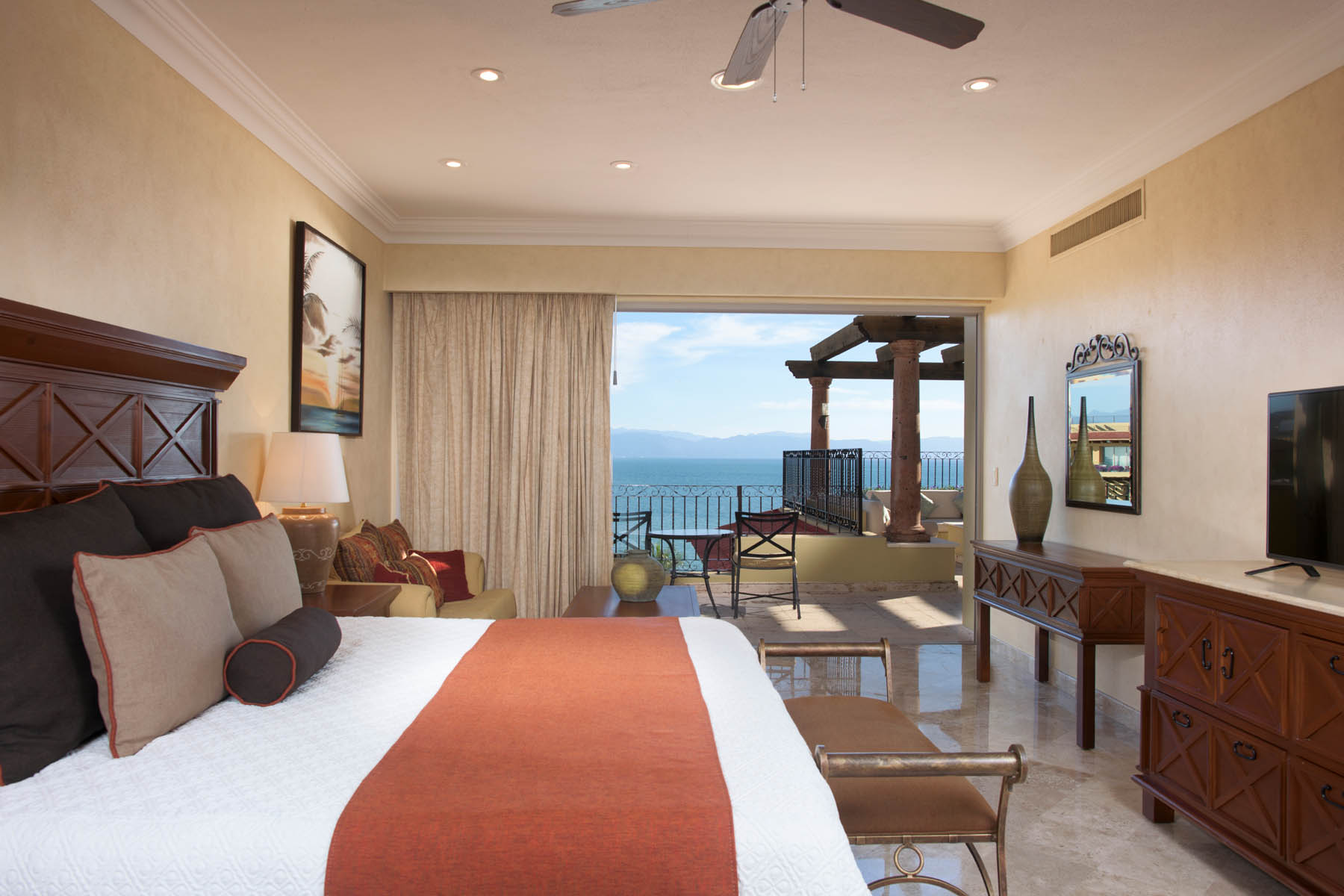 Villa la estancia riviera nayarit presidential three bedroom suite 7