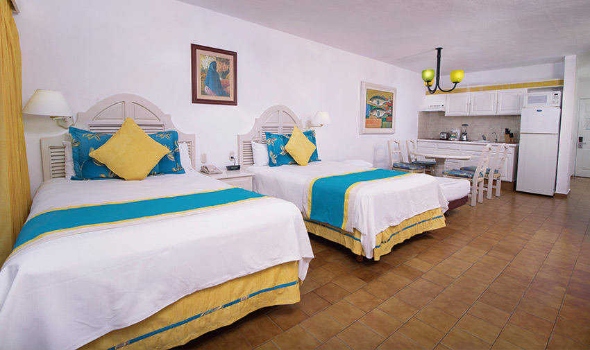 Villa del mar puerto vallarta family suite 3