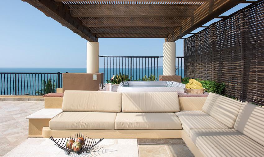 Villa del palmar flamingos riviera nayarit presidential two bedroom suite 4