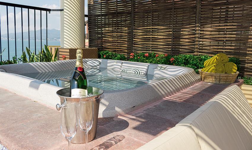 Villa del palmar flamingos riviera nayarit presidential two bedroom suite 7