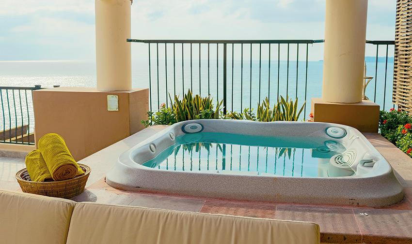 Villa del palmar flamingos riviera nayarit presidential two bedroom suite 9