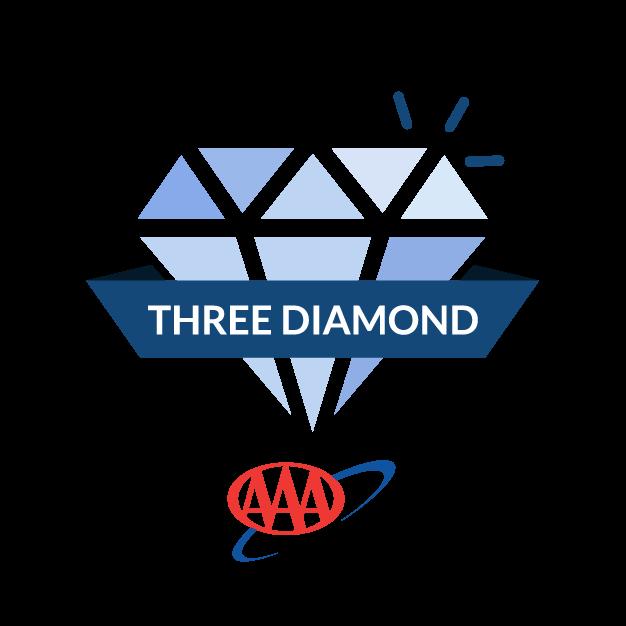 Three Diamond Award