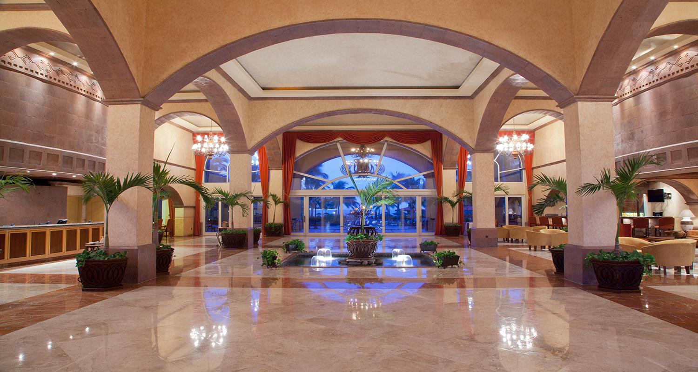 Villa Del Palmar Flamingos Riviera Nayarit Lobby  Copia