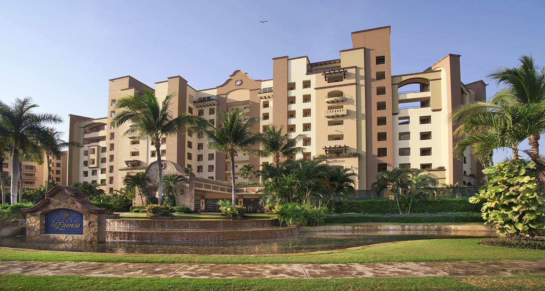 Villa La Estancia Riviera Nayarit Entrance
