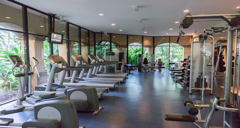 Villa La Estancia Riviera Nayarit Gym