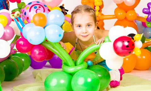 Villa Del Arco Cabo San Lucas Balloon Figures