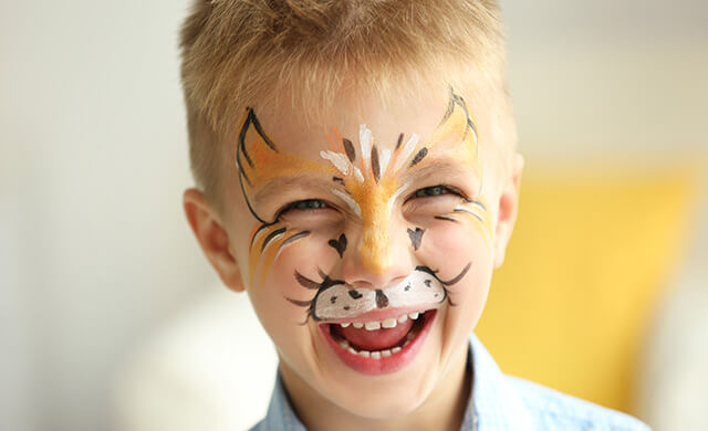 Optimizada Face Painting