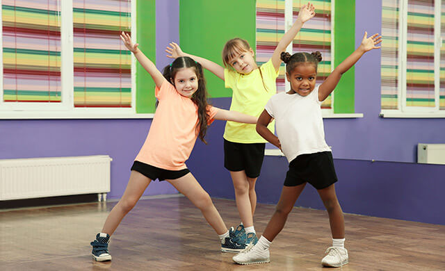 Optimizada Dance Classes