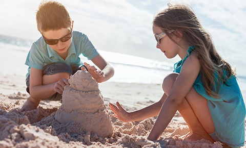 Sand Casttle Competitions