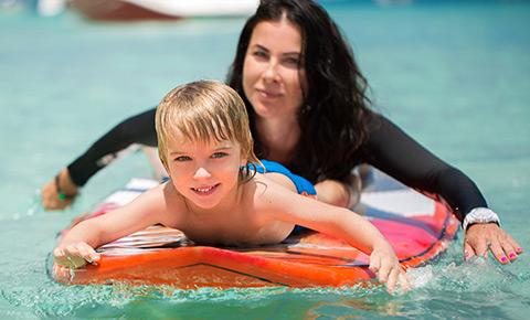 Villa Del Palmar Flamingos Riviera Clase De Paddleboard