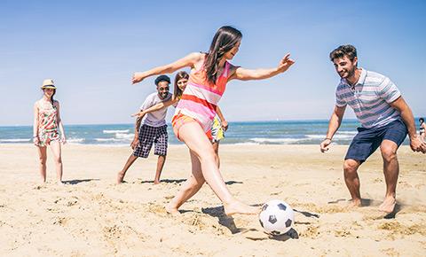 Villa Del Palmar Flamingos Riviera Futbol De Playa
