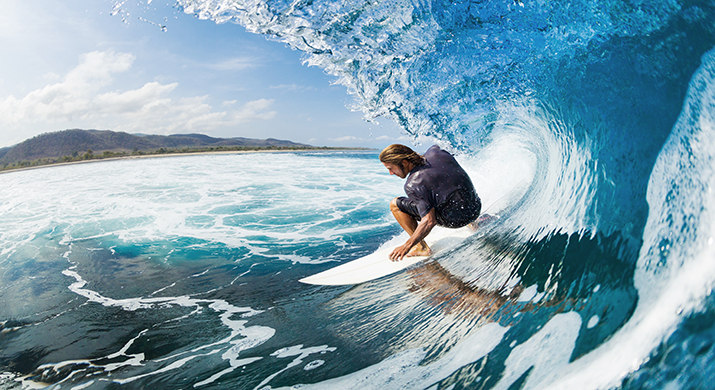Surfear En Sayulita