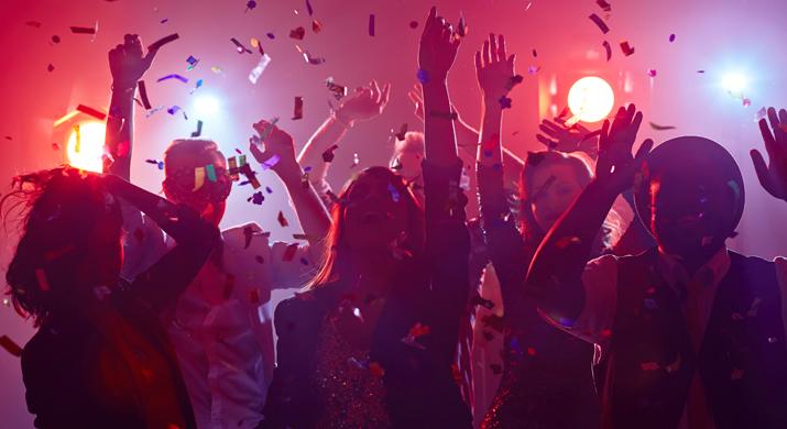 Bailar Toda La Noche En Antros De Clase Mundial