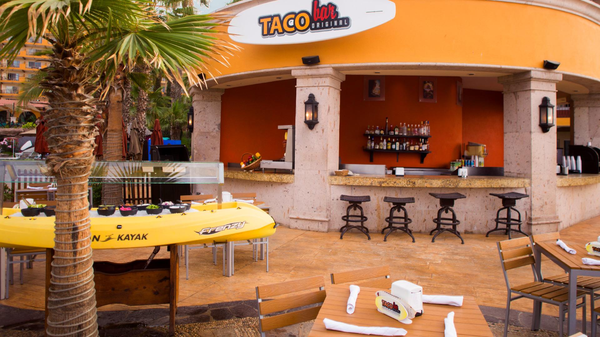 Villa del palmar cabo san lucas taco bar restaurant 1