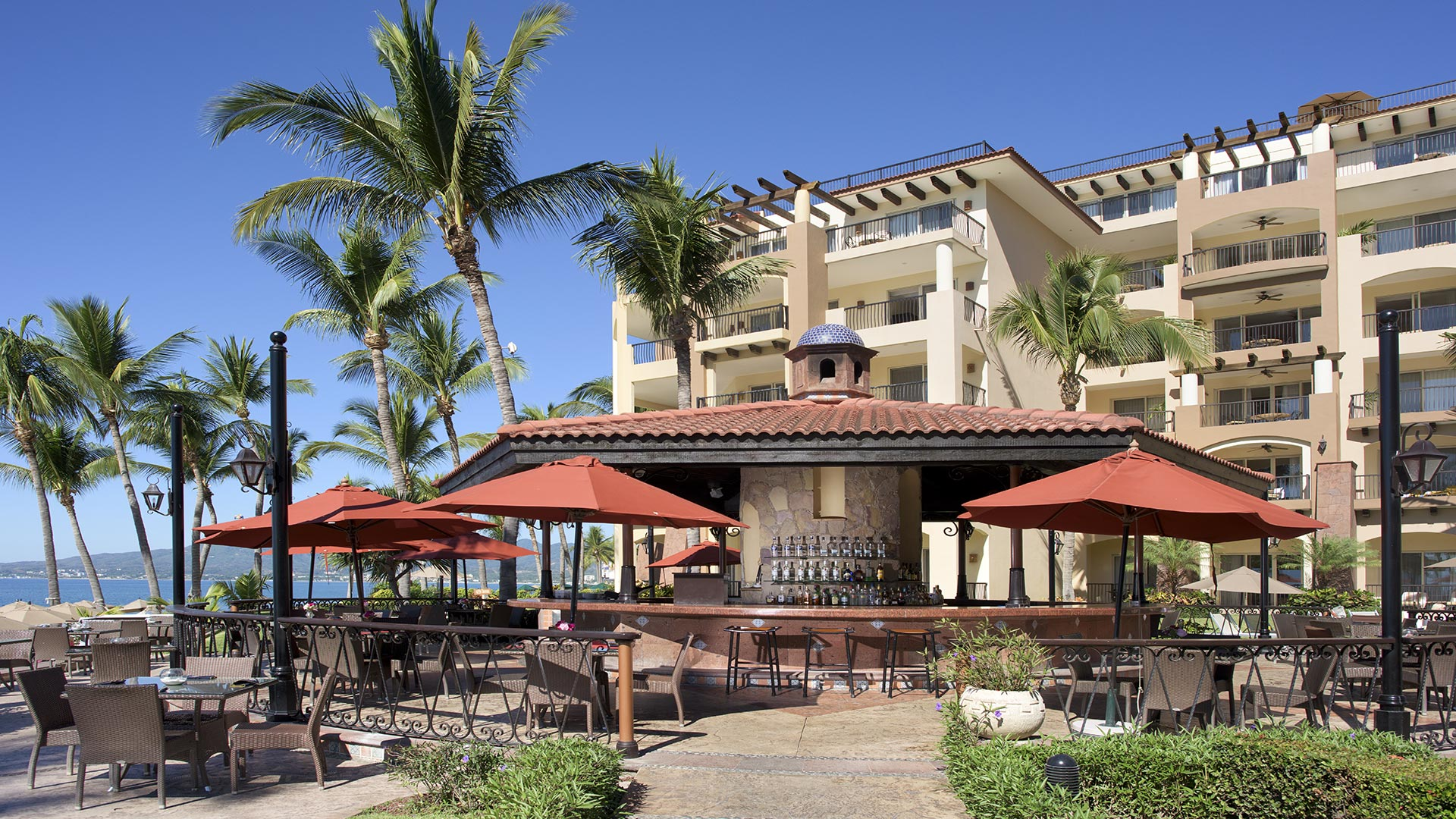 Villa del palmar flamingos riviera nayarit pizza bar 1