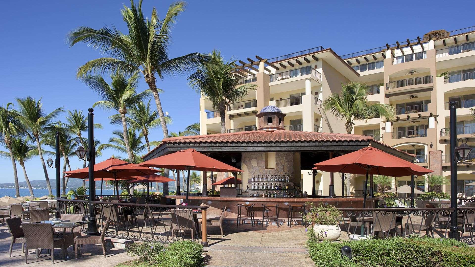 Villa Del Palmar Flamingos Riviera Nayarit Pizza Bar