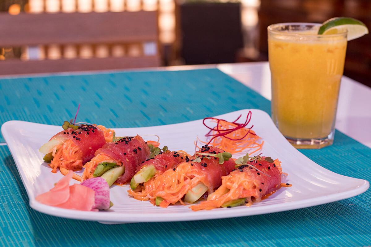 Sushi bar original villa del palmar cabo san lucas