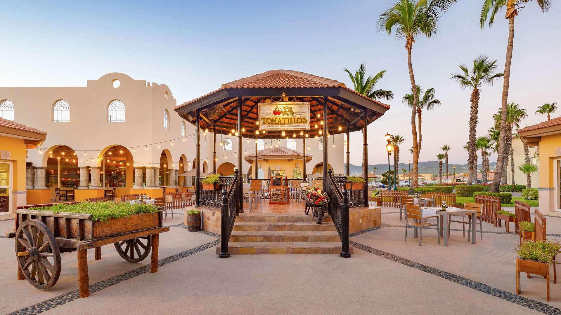 Villa Del Palmar Cabo San Lucas Tomatillos Instalaciones
