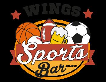 Logo Wings Sports Bar Villa Del Palmar Puerto Vallarta