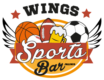 Logo Wings Sports Bar Villa Del Mar Puerto Vallarta