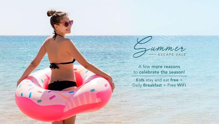 Summer Escape Sale