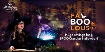 Fa-BOO-lous Sale