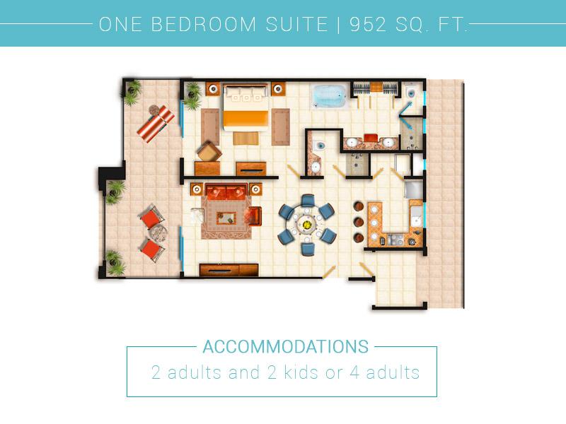 Unique One Bedroom Suite Ocean View Villa Del Arco Cabo San Lucas