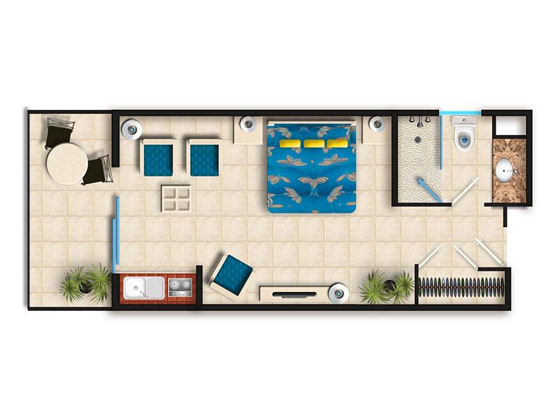 Junior Suite Villa