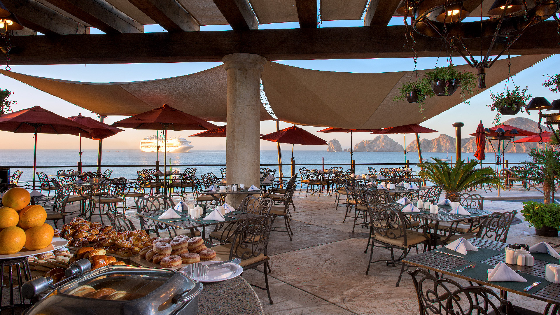 Villa del palmar cabo san lucas bella california restaurant 4  1