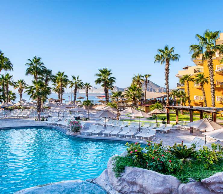 Villa Del Palmar Cabo San Lucas Pools