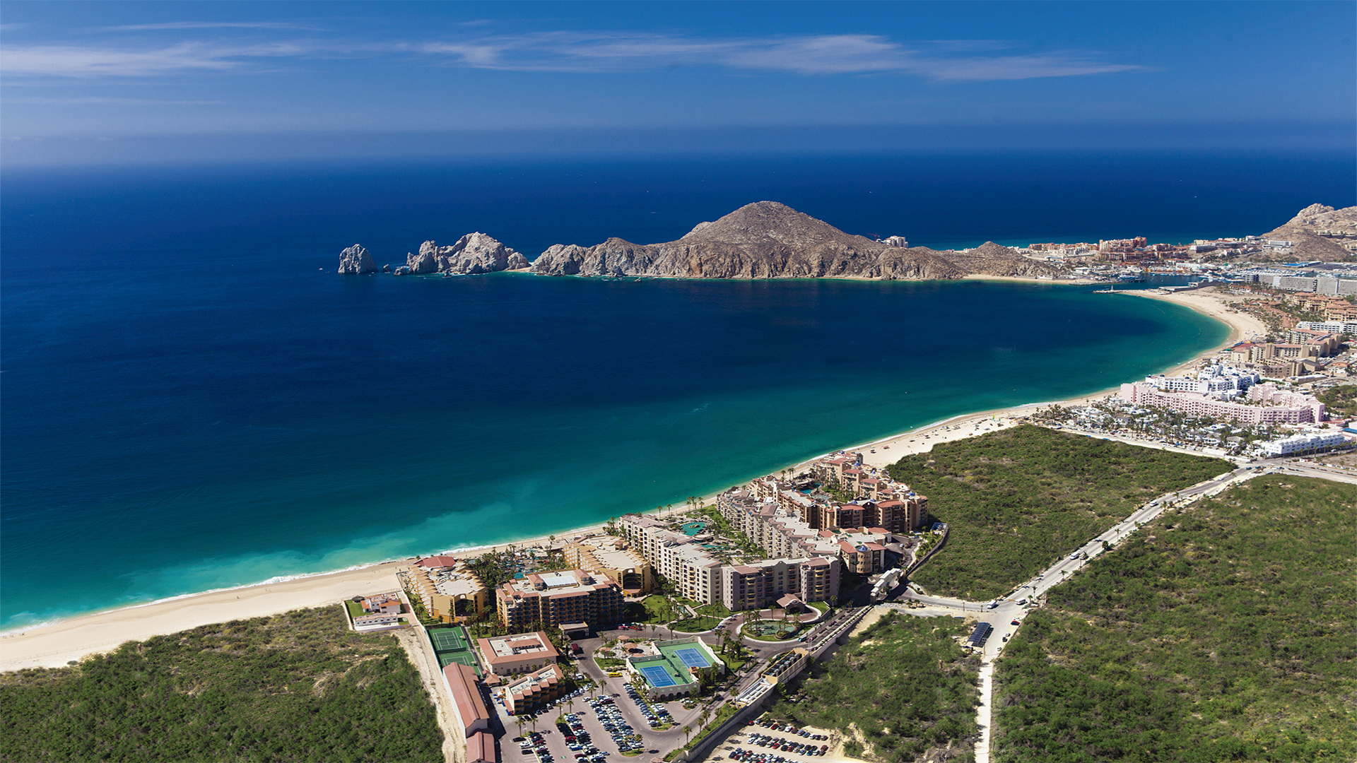 Cabo San Lucas Resort Location