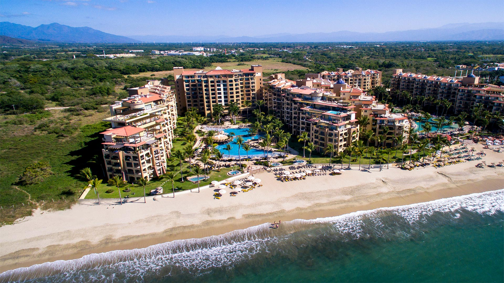 Optimizada villa la estancia riviera nayarit aerial 1
