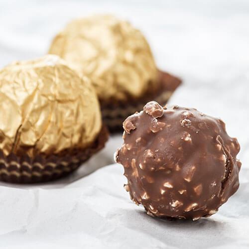 Chocolates In Suite