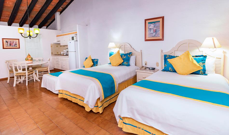 Villa Del Mar Puerto Vallarta Family Suite